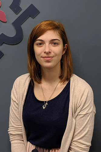 Brittany Sutton, Insurance Coordinator, New Patient Liaison